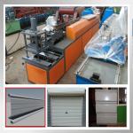 Buy cheap Garage Steel Roller Door Frame Roll Forming Machine from wholesalers
