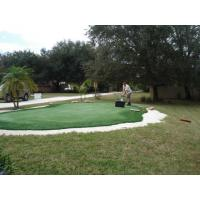 Buy cheap hot selling sand infill putting green from wholesalers