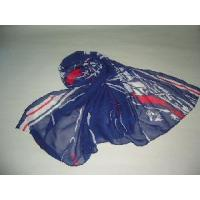 Wholesale Hot Items Sailing Boat Printed Polyester Scarves (HP-4500) from china suppliers