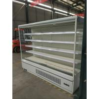 Buy cheap Supermarket Meat Cold Mobile Fridge Freezer With Multi Deck Shelf And LED Light from wholesalers