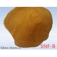 Buy cheap low price concrete additive Naphthalene Superplasticizer with light brown water reducing admixture from wholesalers