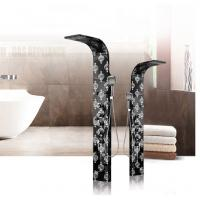 Buy cheap Best Quality Customize Size Stainless Steel Solid Surface Shower Panel Bathroom Items from wholesalers