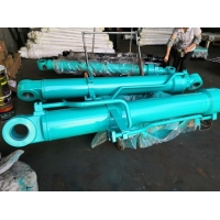 Buy cheap sk460 boom hydraulic cylinder from wholesalers