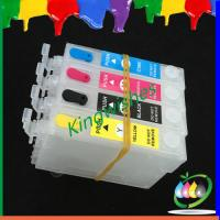 Wholesale T1621-T1624 refillable cartridge for Epson 4 color printer cartridge from china suppliers