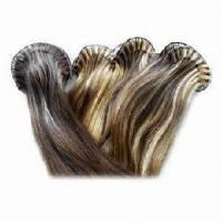 Wholesale Remy Hand Tied Weft Hair from china suppliers