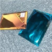 Buy cheap New on sale rainbow mirror 4mm,5mm,6mm decorative mirror one mirror can reflect two or more colors from wholesalers