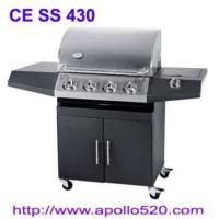 China Butane Gas Barbecue on sale