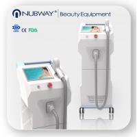 Buy cheap 1800W Beautiful Design 808nm Diode Laser Epilight Hair Removal Machine from wholesalers