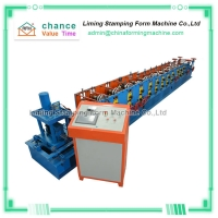 Buy cheap High Quality Stainless Steel C Shaped  Purlin Steel Roll Forming Machine from wholesalers