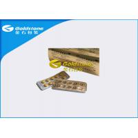 China Long Shelf Life Pharmaceutical Drugs Blister Foil Packaging Multi Structure Eco Friendly on sale