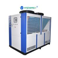 Buy cheap 105kw 30 Tons Water Chilling Equipment Air Cooled Chiller for Phe and PSU from wholesalers
