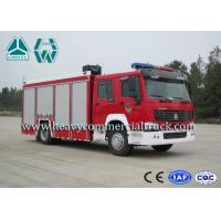 Wholesale 266Hp 4X2 Fire Fighting Vehicles / Fire Department Ladder Truck from china suppliers
