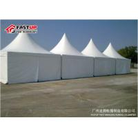 Buy cheap Popular Camping Marquee Tent , Outdoor Canopy Tent With Sides UV Protection from wholesalers