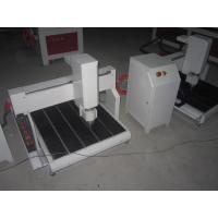 Buy cheap high cutting accuracy cnc wood router engraving machine with 600*900mm from wholesalers