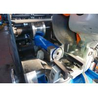 Buy cheap Rain Downspout Roll Forming Machine / Downspout Elbow Machine 3 KW Power from wholesalers