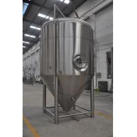 30 BBL Conical Beer Brewing Equipment Stainless Steel For Laboratory Manufactures