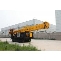 Buy cheap Crawler Mounted Diamond Core Hydraulic Drilling Rig With 9 Meters Rod CSD3000 product