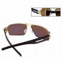 China Sunglasses with 100% UVA/UVB Protection on sale