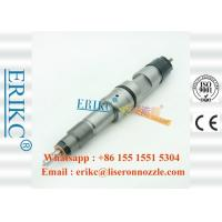 Buy cheap ERIKC 0445120388 Bosch Genuine New Injector 0 445 120 388 Automobile Engine parts  00986AD1005 for WEICHAI from wholesalers