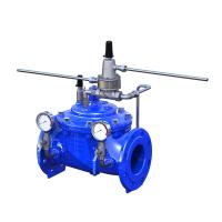 Buy cheap Ductile Iron Pressure Differential Control Valve , SS304 Float Pilot Water Gate Valve from wholesalers