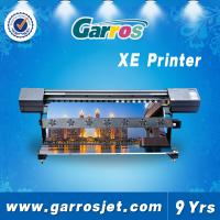 Buy cheap Plastic vinyl new galaxy 1.8m large format eco solvent inkjet printer made in China from wholesalers
