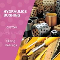 Buy cheap Hydraulics Sleeve Guide Pump Bushing We Stock and Manufacture Solutions for the Hydraulics Industries Slding Bearings from wholesalers