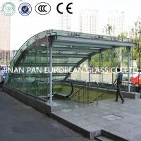 Buy cheap High quality 8.38mm Clear and Tinted Laminated Glass for hurdle from wholesalers