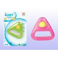 China JC0158328 Promotion triangle baby toy wholesale baby rattles on sale