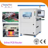 Buy cheap High Speed KAVO Spindle Inline PCB Router PCB Routing with Automatic Tool Change from wholesalers