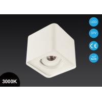 Wholesale Modern Design Surface Mount LED Lights 7W 5 Inch Adjustable Square COB LED Downlight from china suppliers