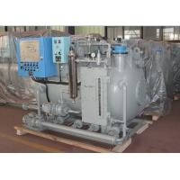 China 250 Persons with CCS and EC Sewage Water Treatment Equipment on sale