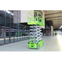 Buy cheap SS1212HM Sky Lift Platform Mobile Elevating Work Platform Capacity 320kg from wholesalers