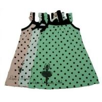 Buy cheap Gilrs dots dress ,girl skirt from wholesalers