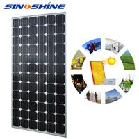 Buy cheap Hot Sale! Pingdingshan Pv Supplier A Grade 260W Pv Panou Panel solar For Solar product