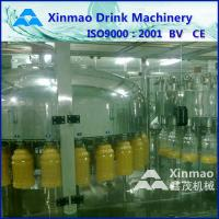 Buy cheap CE KLR Series Beverage / Tea Bottling Plant , Electric Filling Machine from wholesalers