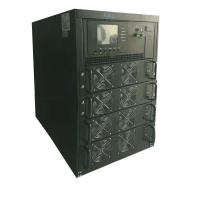 Wholesale 3/1 Phase Modular UPS System 90kva Modular Design , Double-Conversion Online UPS from china suppliers