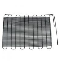 Buy cheap Refrigerator condenser / Refrigerator Spare Parts / Wire on tube condenser coil Jelly Roll condenser coil from wholesalers
