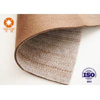 Buy cheap Carpet Felt Underlay Backing Nonwoven Fabric For Auto Car Interior Floor Decoration from wholesalers