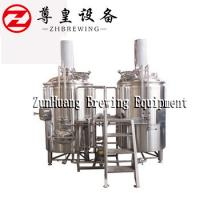 Buy cheap Wort Chiller Industrial Beer Brewing Equipment , 0.4μM Beer Manufacturing Equipment from wholesalers