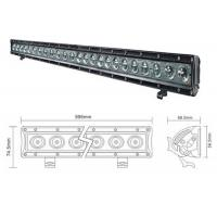 Buy cheap Off Road 240w LED Light Bars For ATV , LED Off Road Driving Lights from wholesalers