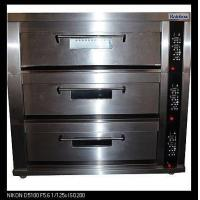 Buy cheap good quality deck oven with timer from wholesalers