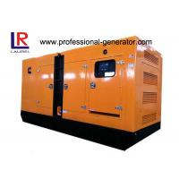 Buy cheap OEM Customized 660 KVA Silent Diesel Generator Set 528 KW For Industrial from wholesalers