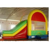 China 0.55 PVC Inflatable Water Sports , R US Recreation Facilities Fireproof Inflatable Slides on sale
