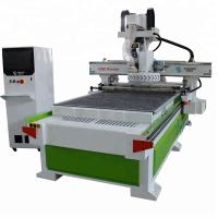 Buy cheap CNC Router ATC Spindle Automatic Wood Engraving Machine Taiwan Delta Inverter from wholesalers