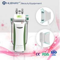 Buy cheap Good Freeze Fat Dissolving Instrument Cryolipolysis Machine from wholesalers