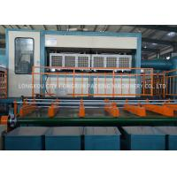 Buy cheap Large Capacity Pulp Egg Tray Machine / Apple Tray Moulding Machine from wholesalers