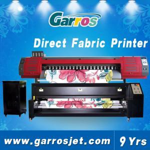 China Inkjet Printer Garros TX-180D Digital Fabric Printer Canvas Printing Machine on sale