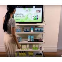 Buy cheap Cosmetics / Shoes Interactive Showcase ZS-8 With 3D Sensing Technology from wholesalers