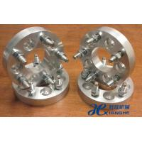 Buy cheap 4pc Custom Car Wheel Spacers Adapters CNC Machined 5 Lug 5x5.50 1.5 Thick from wholesalers