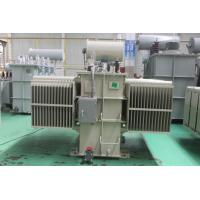 Buy cheap Electrical Power Core Type Transformers 50HZ / 60HZ With Double Winding from wholesalers